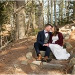 Wolfe's Neck State Park Elopement
