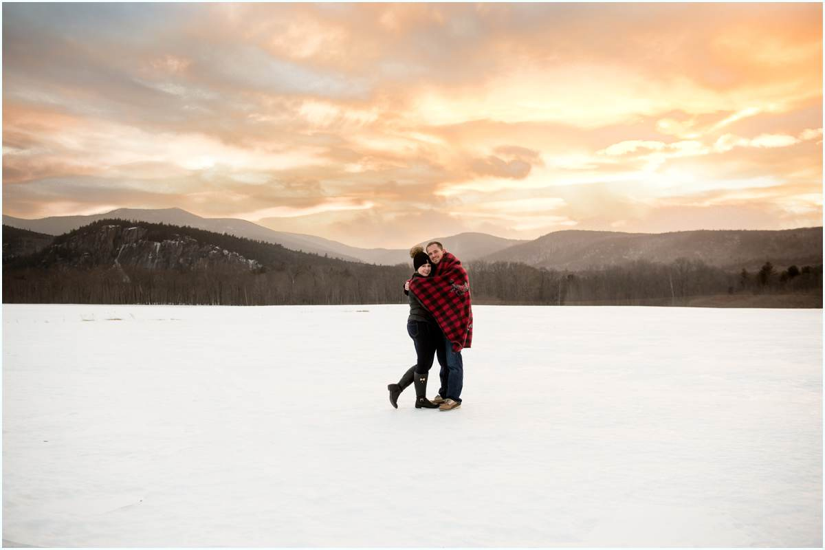 Jackson Couple's Photos New Hampshire Wedding Photographer