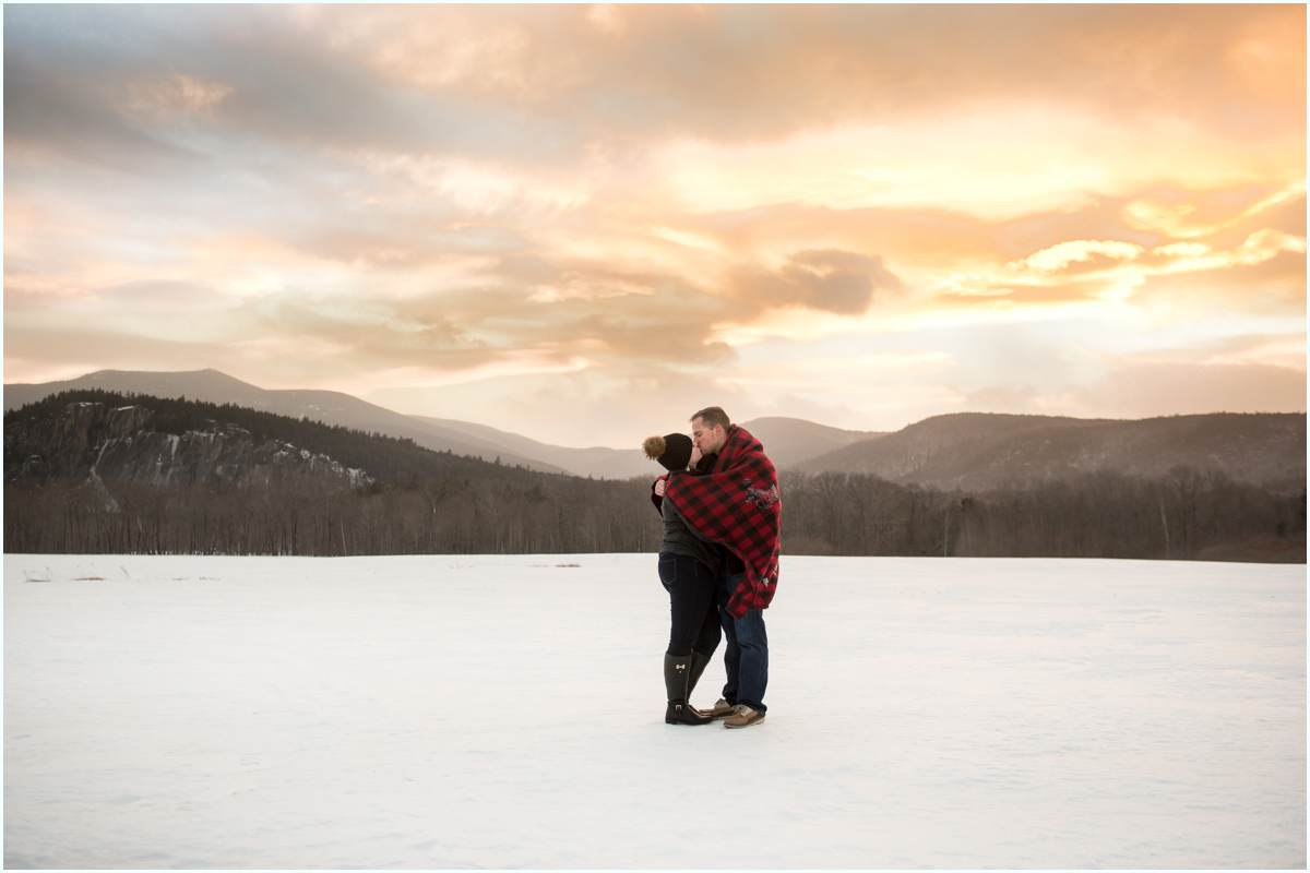 North Conway New Hampshire Wedding Photographer