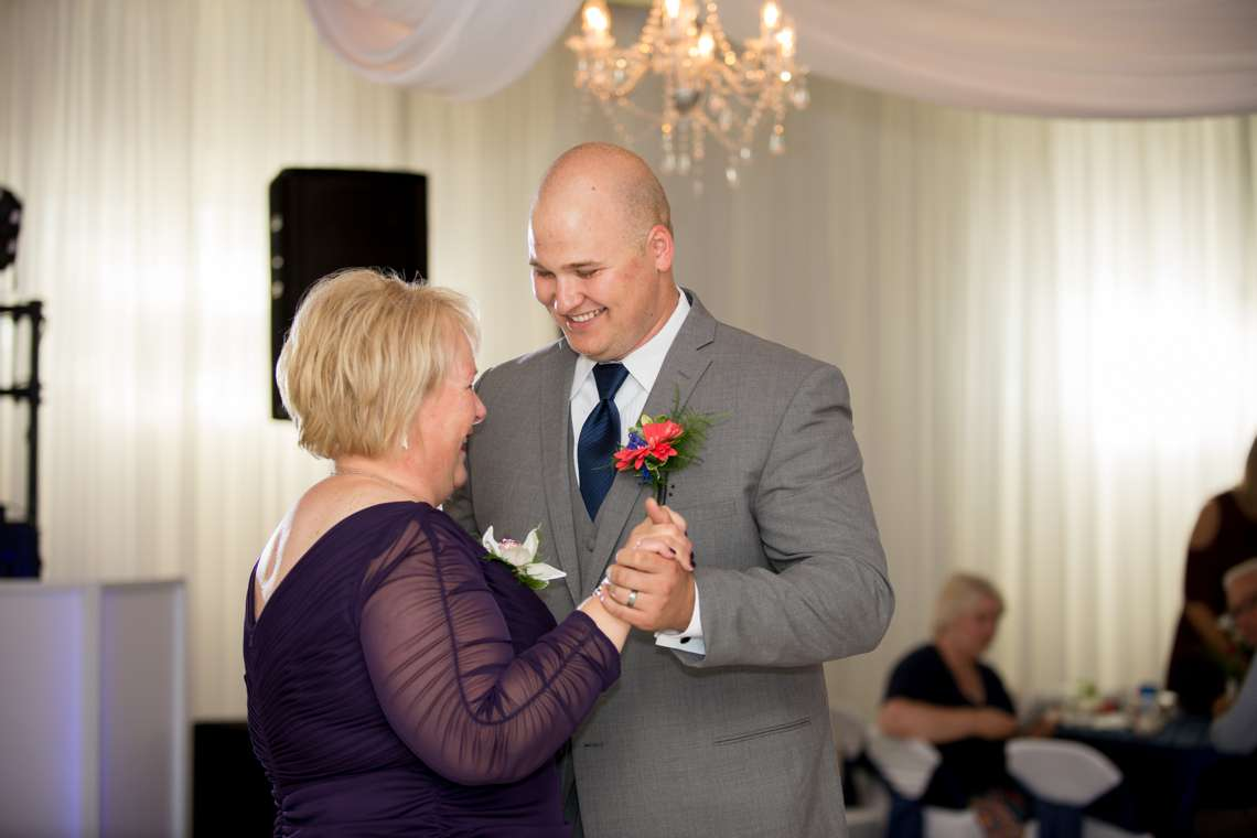 parent dances at weddings