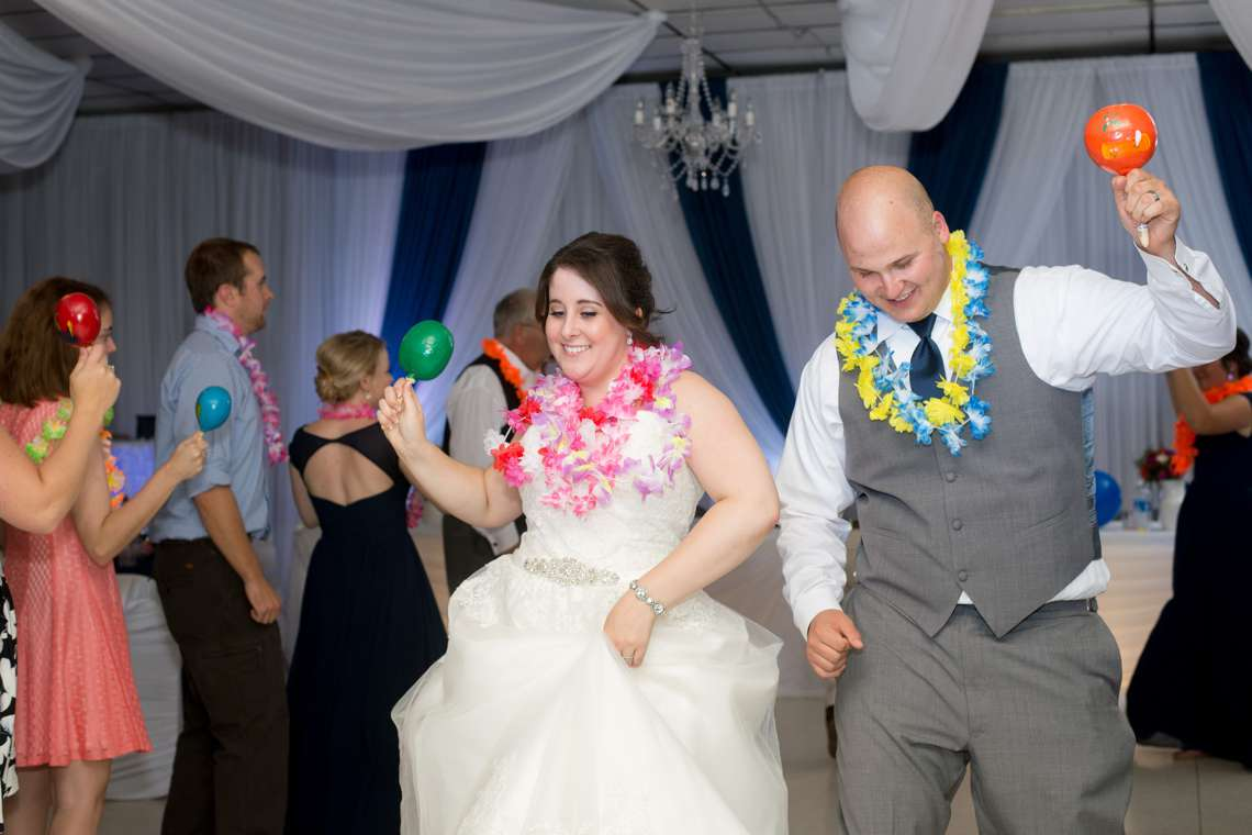 fun dances during wedding reception