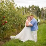 Vista of Maine Vineyard & Cidery Wedding Photos